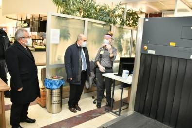 Samsun Havalimanı Güvenlik Komisyonu Toplantısı