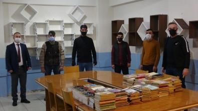 Şehit Samet Çaldır Adına Atıl Malzemelerden Kütüphane Kuruldu