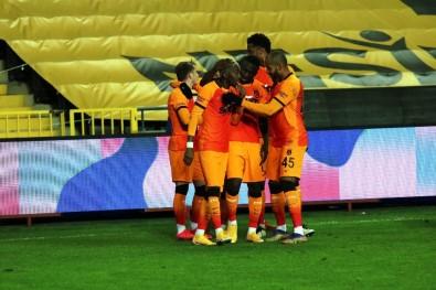 Süper Lig Açıklaması Gaziantep FK Açıklaması 1 - Galatasaray Açıklaması 2 (Maç Sonucu)