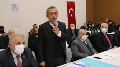 Tanoğlu, Erzincan TSO'nun Taleplerini Yıldırım'a İletti