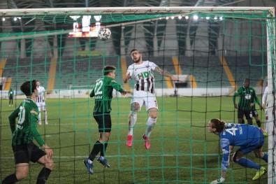 TFF 1. Lig Açıklaması Akhisarpor Açıklaması 1 - Bandırmaspor Açıklaması 0