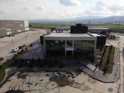 Türkiye'nin İlk Intermodal Lojistik Merkezine 'Mobil Gümrük Noktası' Açıldı