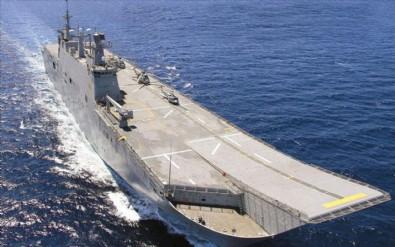 ASELSAN üretti! Türkiye'nin en büyük savaş gemisi TCG Anadolu'ya göz olacak!