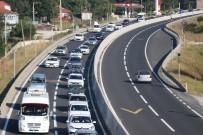 Bolu Dağı Tüneli'nden Milyonlarca Araç Geçti