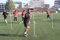 Çarşambaspor'da Erokspor Maçı Hazırlıkları Başladı