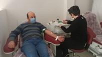 Kızılay'dan Yeni Yılda Kan Bağışı Mesaisi