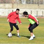 Uşakspor'da Niğde FK Maçı Hazırlıkları Devam Ediyor