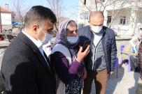 Vali Aydoğdu'dan, 27 Koyunu Kazada Telef Olan Aileye Destek Sözü