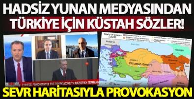 Yunan medyasından skandal çağrı: Türkiye'ye karşı...