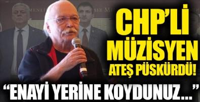 Cahit Berkay'dan CHP'den istifa eden vekillere tepki!