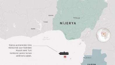 Nijerya açıklarında saldırıya uğrayan Mozart gemisinden kurtulan 3 Türk denizci İstanbul'da