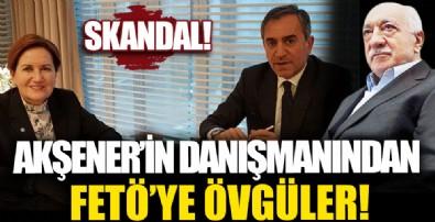 İYİ Parti'de skandallar silsilesi: Meral Akşener'in kripto danışmanından FETÖ'ye övgü dolu sözler!