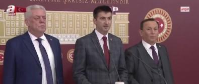 Mehmet Ali Çelebi ve iki vekilin istifasının ardından CHP'de 'ince' korku! Yeni istifalara karşı ikna mesajı!