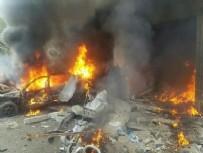 Suriye'de kanlı saldırı!