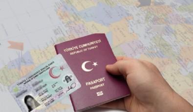 Vizesiz pasaportsuz çipli kimlik kartıyla seyahat dönemi! Sayı yükseliyor...