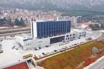 Bir Döneme Damga Vuran Eğirdir Kemik Hastalıkları Hastanesi Artık Yeni Binasında