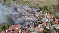 Bolu'da İtfaiye Ekipleri 591 Yangına Müdahale Etti