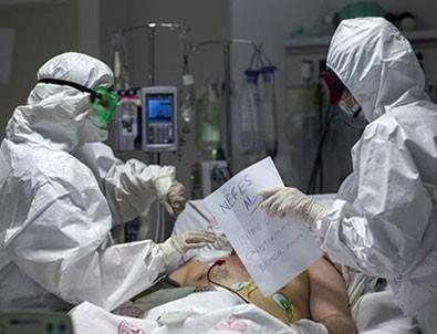 Covid-19 yoğun bakımındaki hastalarla ilgili şok gerçek!