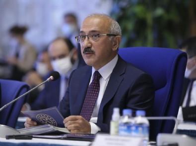 Hazine ve Maliye Bakanı Lütfi Elvan'dan flaş enflasyon açıklaması
