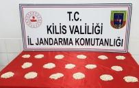 Kilis'te Uyuşturucu Hap Operasyonu