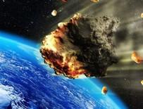 NOSTRADAMUS - Nasa'dan korkutan meteor açıklaması!