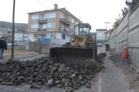 Nevşehir Belediyesi Altyapı Hamlesini Sürdürüyor