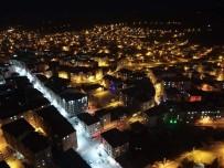 Sungurlu'da Cadde Ve Sokaklar Sessiz Kaldı