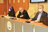 Yahyalı Belediyesi 2021 Yılının İlk Meclisini Yaptı