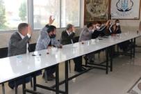 Akçakale'de Yeni Yılın İlk Meclis Toplantısı Yapıldı
