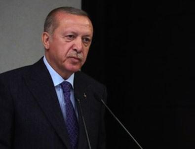 Başkan Erdoğan'dan Fethi Sekin paylaşımı!