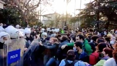 Boğaziçi Üniversitesi'ndeki gösterilere ilişkin gözaltı kararı