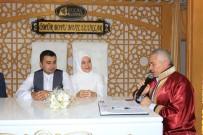 Bucak'ta 2020 Yılında 372 Çiftin Nikahı Kıyıldı