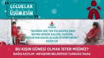 'Çocuklar Üşümesin' Diyen Başkan Arı'dan Nevşehirlilere Çağrı