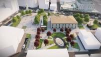 Elazığ'da Meydan Ve Yeraltı Otoparkı Projesine Start Verildi