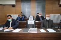Hacılar'da 2021'İn İlk Meclis Toplantısı Yapıldı