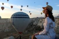 Kapadokya Bölgesini 992 Bin 620 Turist Ziyaret Etti