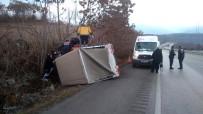 Karabük'te İki Ayrı Kaza Açıklaması 4 Yaralı