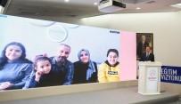 Milli Eğitim Bakanı Ziya Selçuk, Ağrılı Çalışoğlu Ailesi İle Bir Araya Geldi