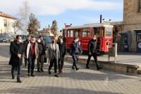Vali Becel, Ortahisar Kasabasını Ziyaret Etti