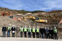 Vali Gürel, Karabük'teki DSİ Yatırımlarını İnceledi