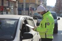 Yılbaşında Kuralları İhlal Eden 90 Kişiye Para Cezası