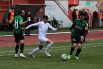 2. Lig Açıklaması Gümüşhanespor Açıklaması 1 - Kocaelispor Açıklaması 0