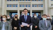 AK Parti Çanakkale Teşkilatından 3 İsme Suç Duyurusu