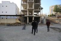 Cizre'de Kaçak Yapılara Geçit Verilmiyor