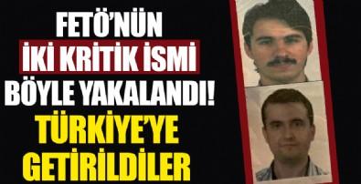 FETÖ'nün Bağdat ve Erbil Sorumlusu yakalandı! Türkiye'ye getirildiler...