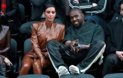 Kim Kardashian ve Kanye West boşanıyor!