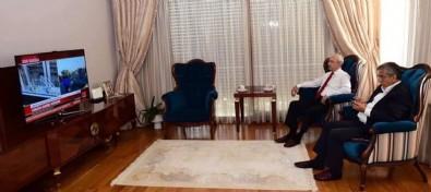 Mühürlediği evde oturduğu için eleştirilen Bakırköy Belediye Başkanı Kerimoğlu'na tahsis edilen lojmanın da usule aykırı kiralandığı ortaya çıktı