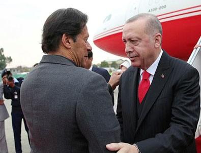 Pakistan Başbakan'ından dikkat çeken sözler: 'Erdoğan ile birlikte....!!!'