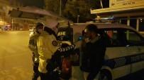 Sokak Hayvanlarını Beslemeye Çıktı, 2.19 Promil Alkollü Yakalandı