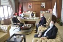 STK Başkanlarından Milli Eğitim Müdürü Tekin'e Ziyaret